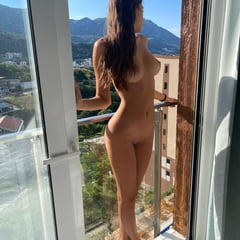 Nude Teen Shows You A View Of Her Ass, Tits And Pussy
