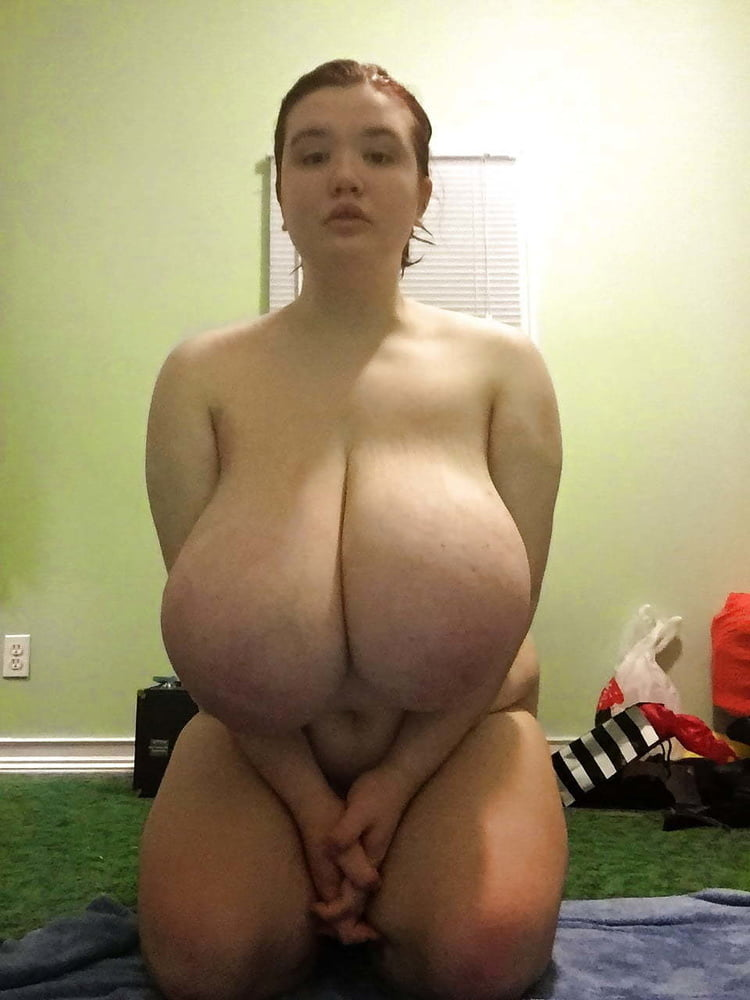 Teen nude women with giant tits — 4