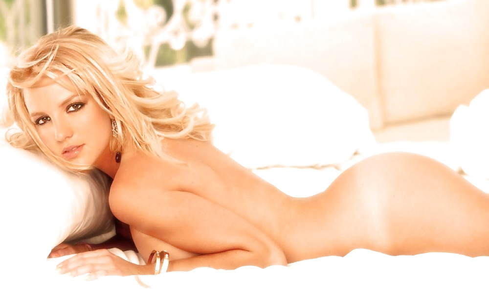 Free Britney Spears Nude Wallpaper