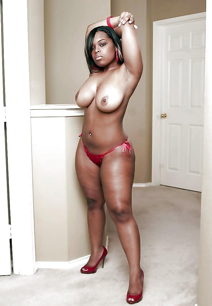 Nude fat african women