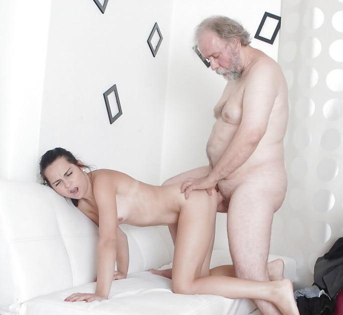 Старые с молодыми секс раком