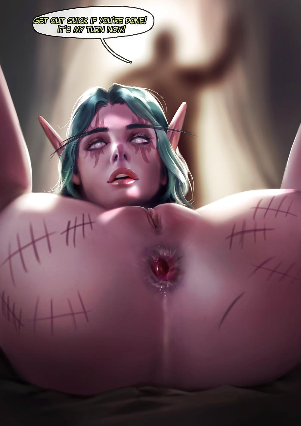 naked girl on stargate