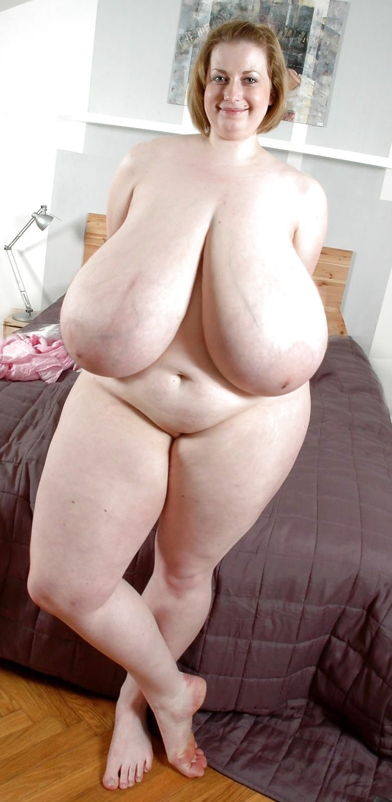 Ssbbw Huge Amateur Breasts