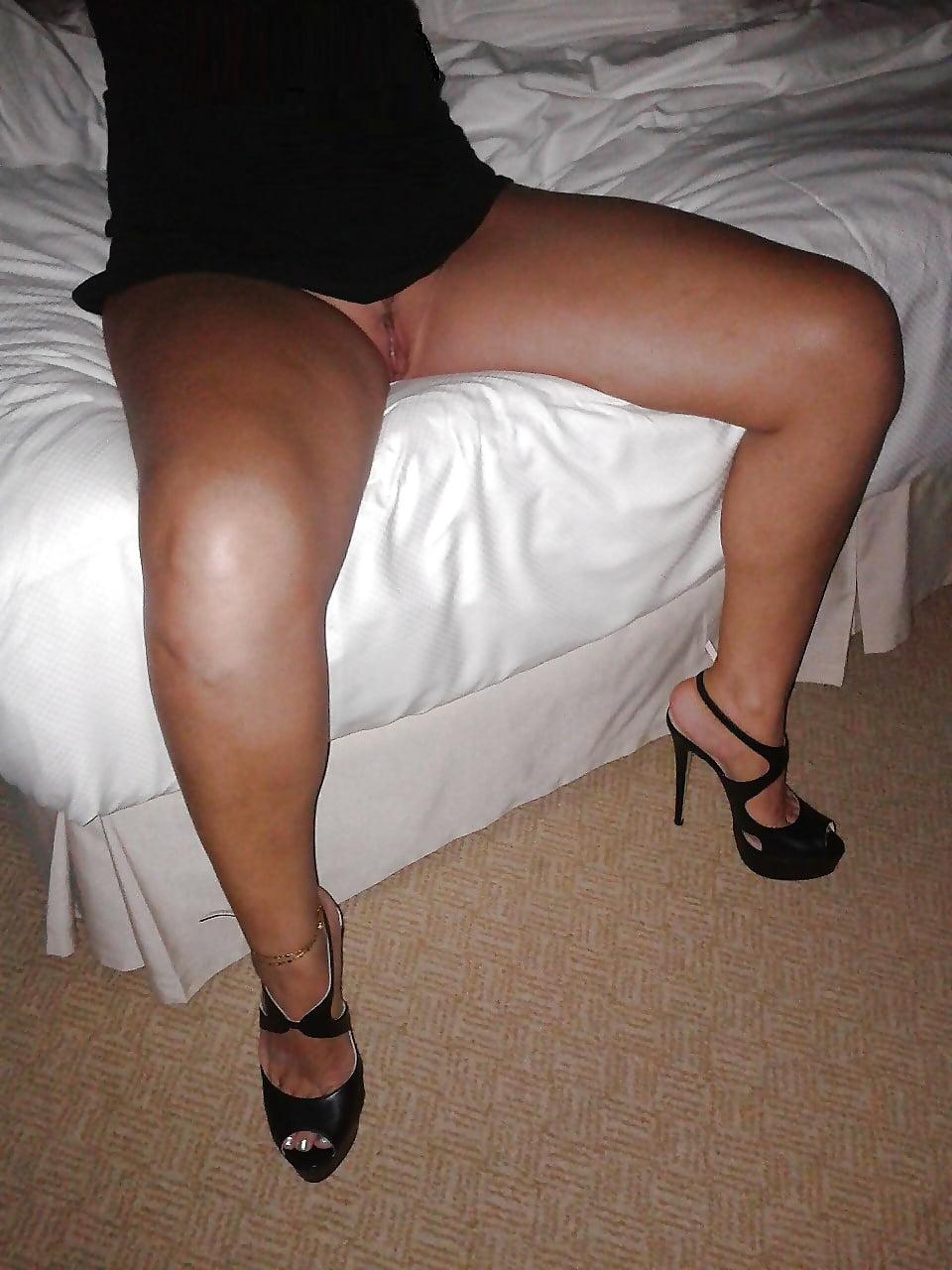 Wife sexy legs tube #12
