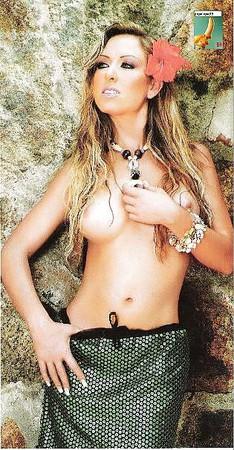 Maria Karunna  nackt