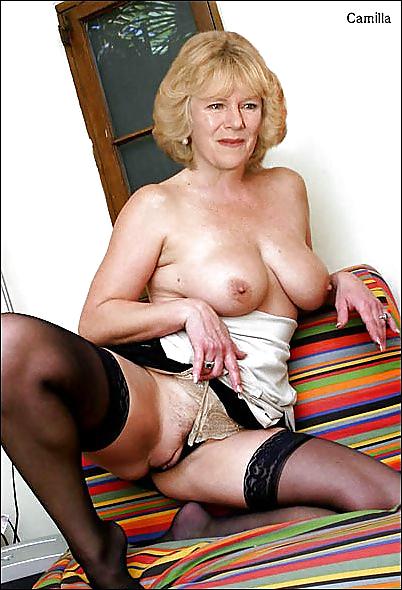 Camilla Parker Bowles Fake Nudes