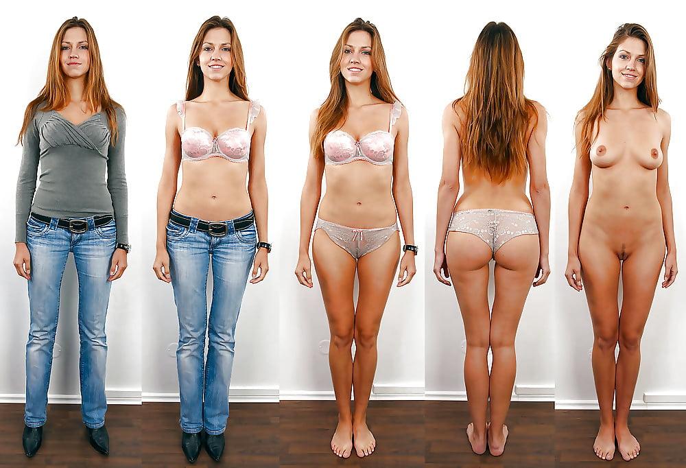 Naked women undressing men — 8