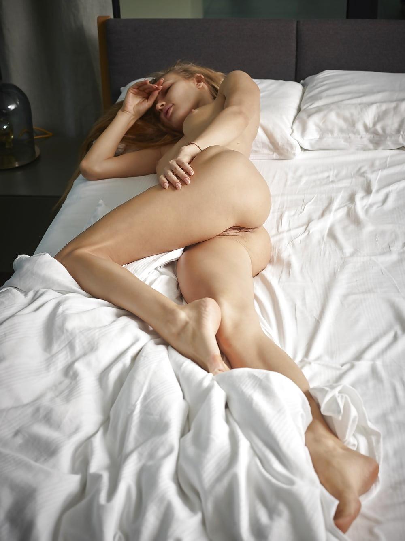 Porn redhead sleep naked