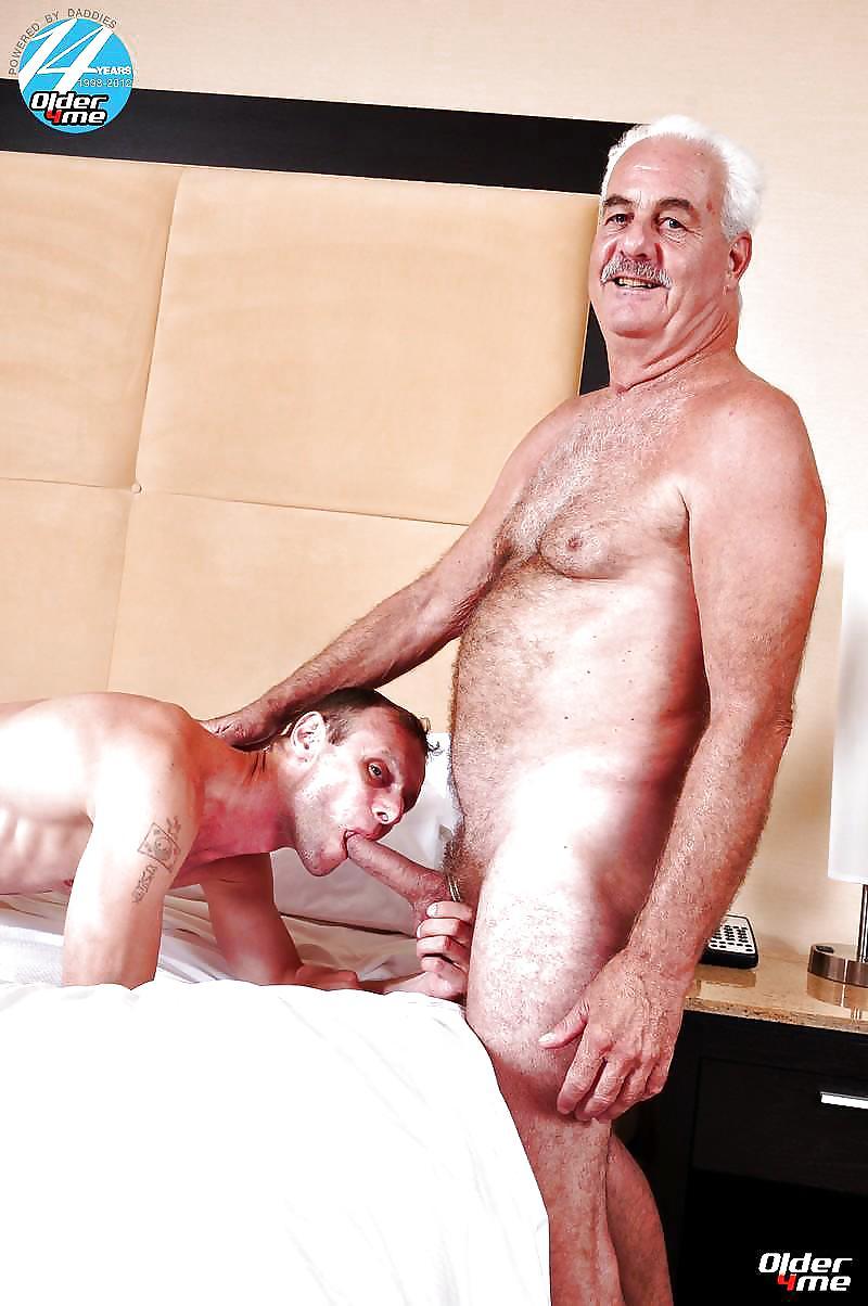 Mature Naked Gay Man