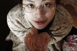 japanese slut-suzuka-cum to her face &glasses