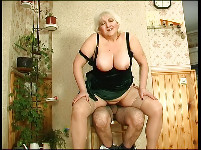 Wife catches her man fucking her mom-7520