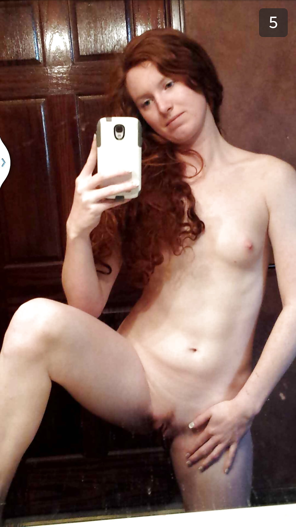 Sexy Flat Chested Ginger Milf - 15 Pics - Xhamstercom