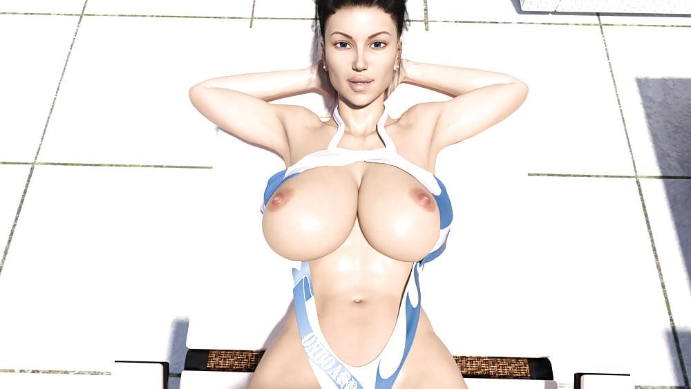 Beautiful nude anime-4978
