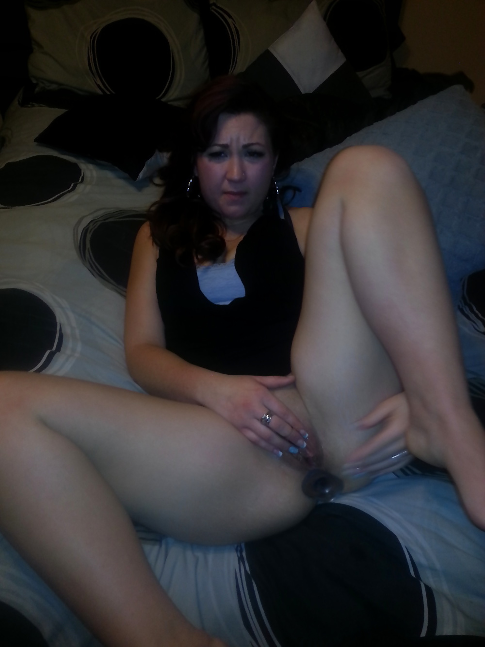 Sammie louisburg 27 min video of me with 2 men - 1 part 9
