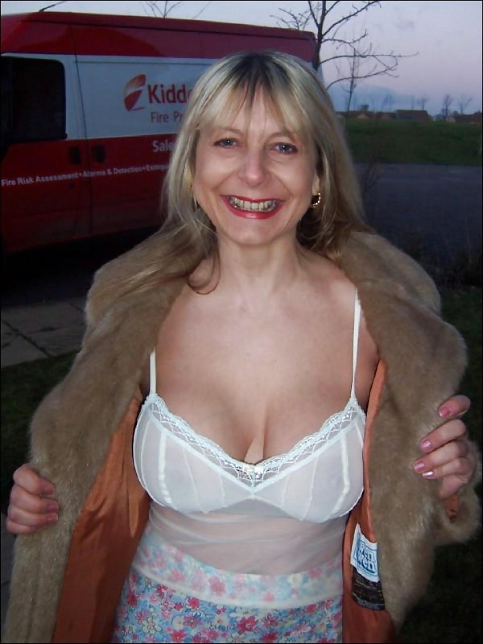 Mature women british porn