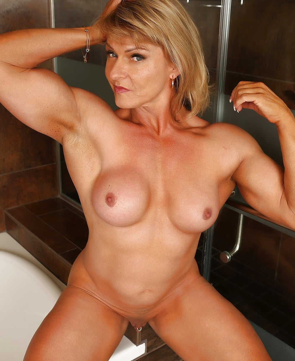 Mature Muscle Milf Orgy