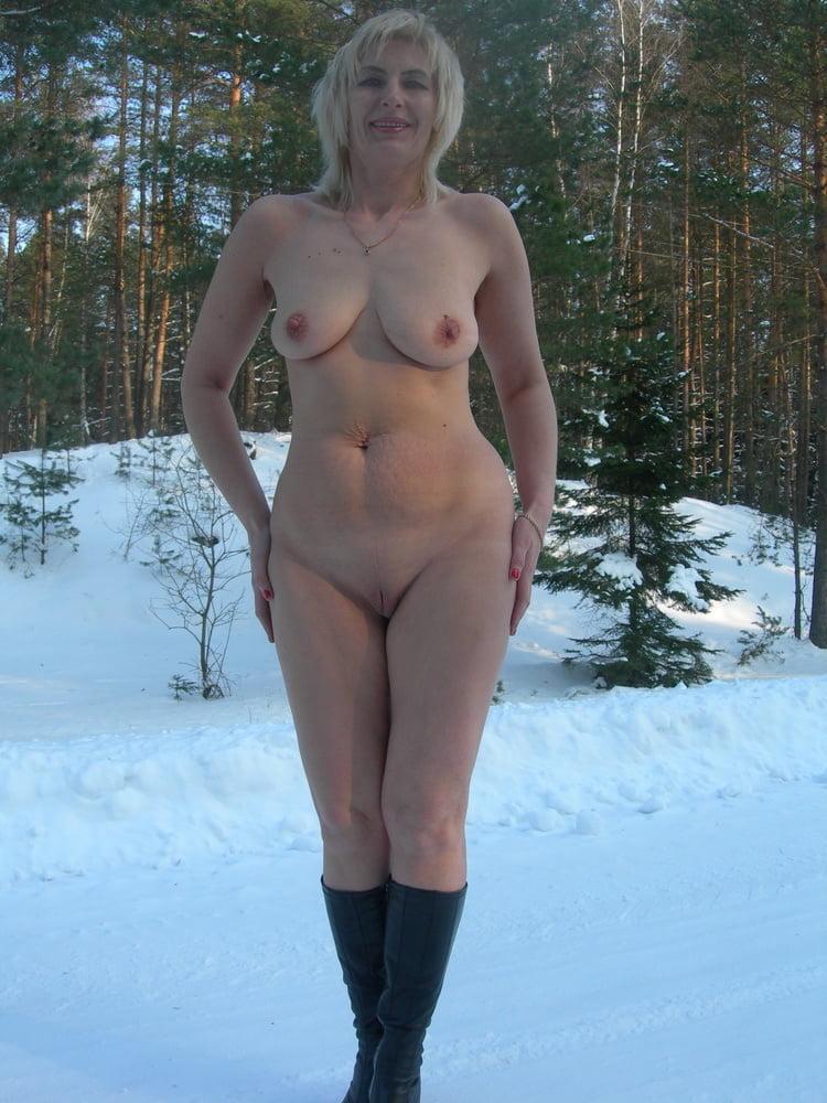 My wife 55 - 9 Pics