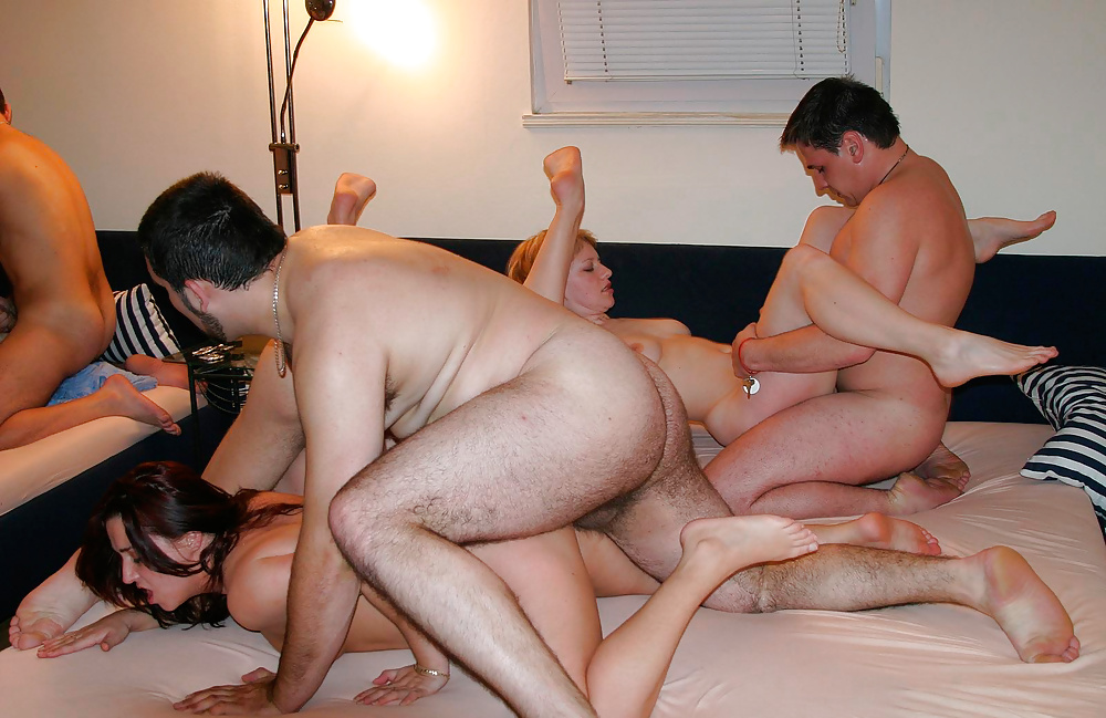 Group wife nude