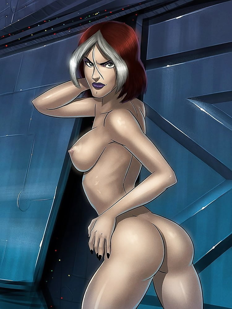 X-men erotic toon — photo 9