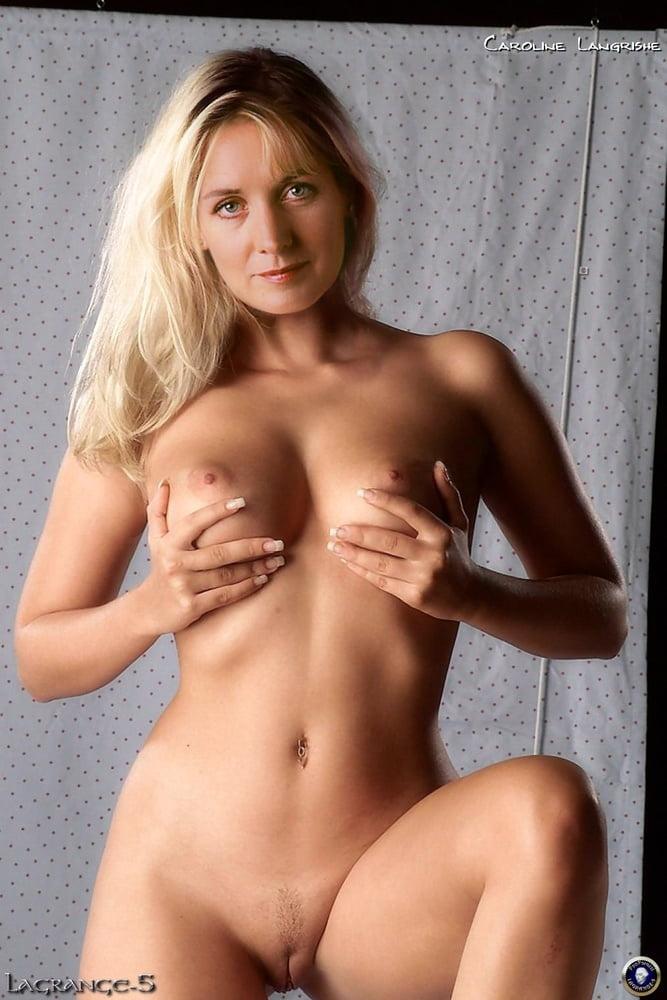 Langrishe nackt Caroline  Topless Review