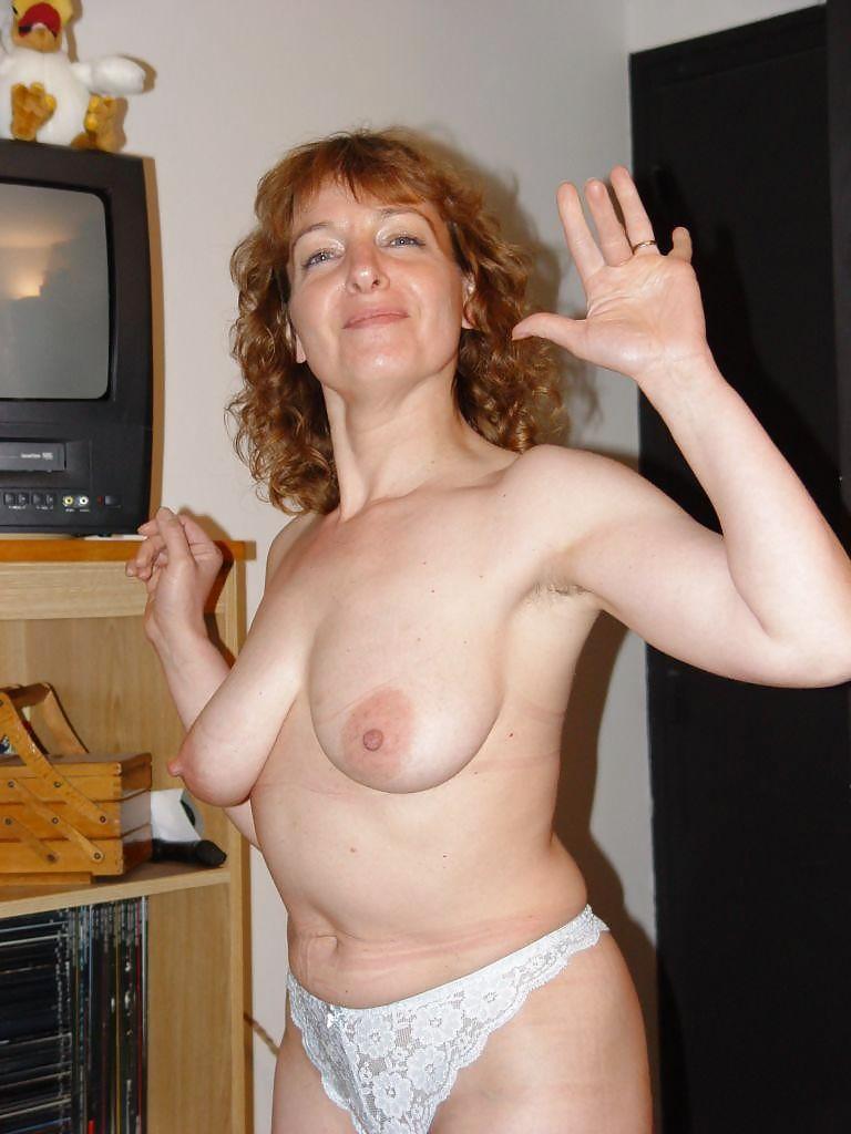 Фото сексуальных жен в возрасте