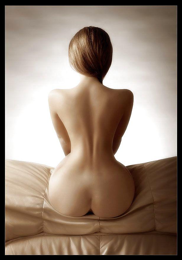эротика девушки с тонкой талией - 5