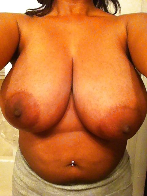 Normal sized black breasts — img 5
