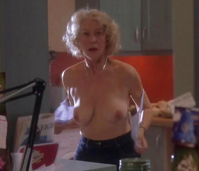 Sexy Helen Mirren Nude Pussy Photos