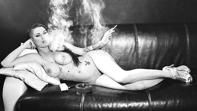 Free smoking porn pics