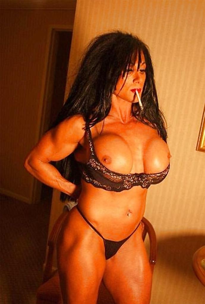 Lynn mccrossin nude