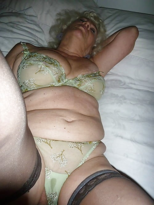 Fat slags naked