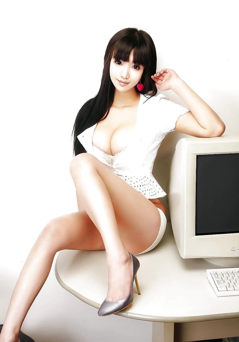 Korean hot girls boobs-5550