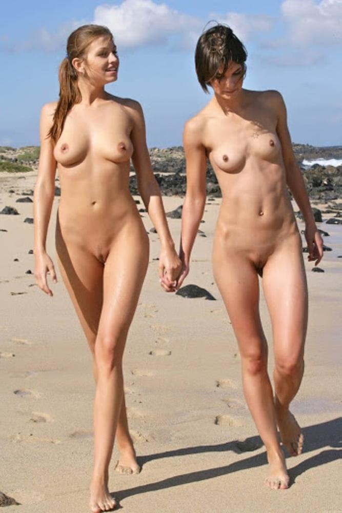 Totally naked girls having sex-9731
