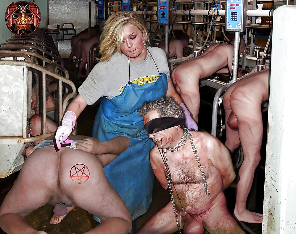 Castrated balls castration man testicle eunuch pics