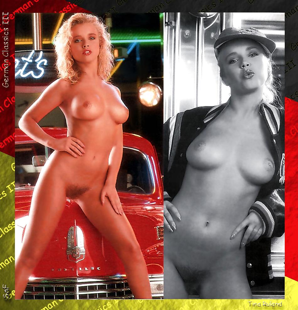 Tina Ruland  nackt
