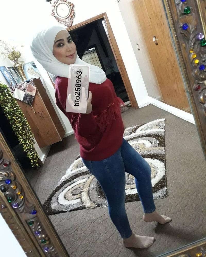 Hijab girl sexy video