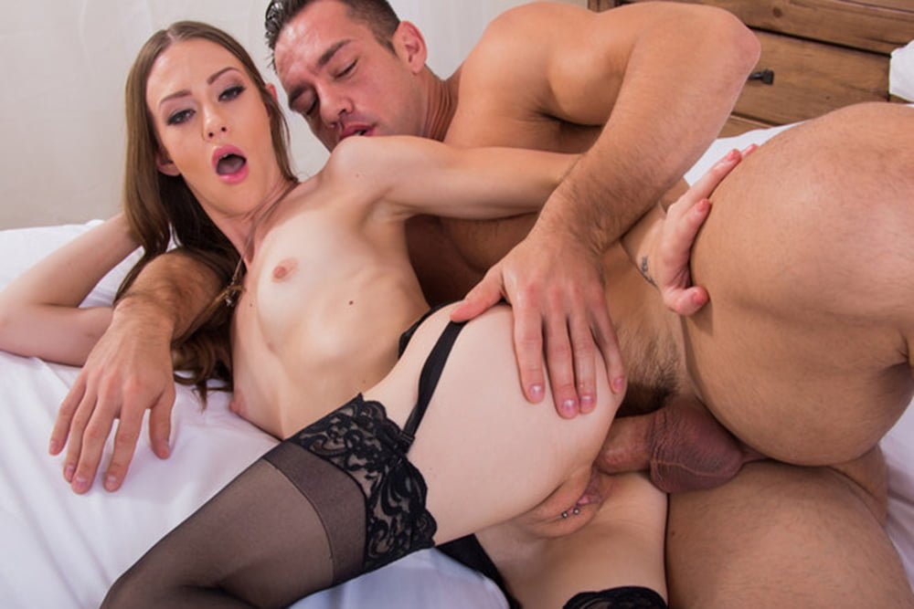 How pornstars prepare for anal sex