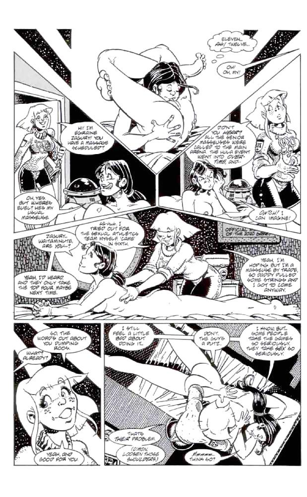Black n white comics xxx-5015