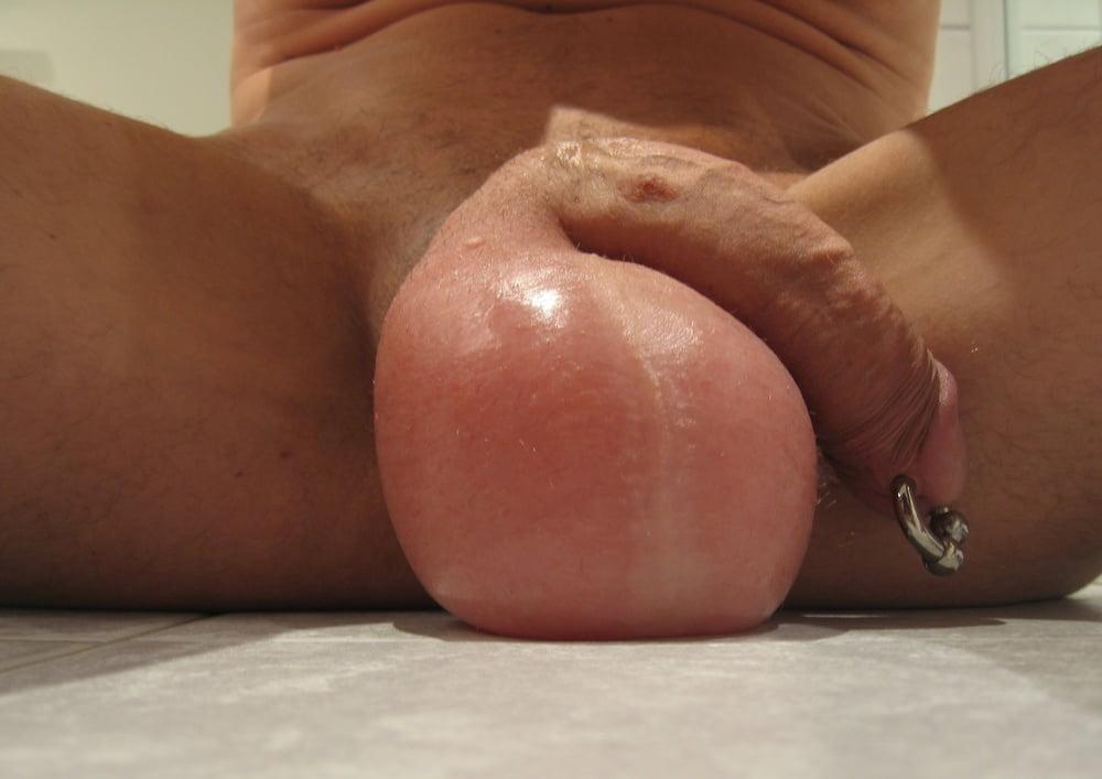 Huge Saline Balls