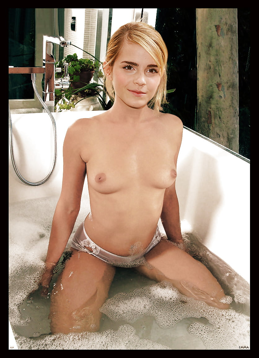 Emma Watson Deepfake Bath Solo