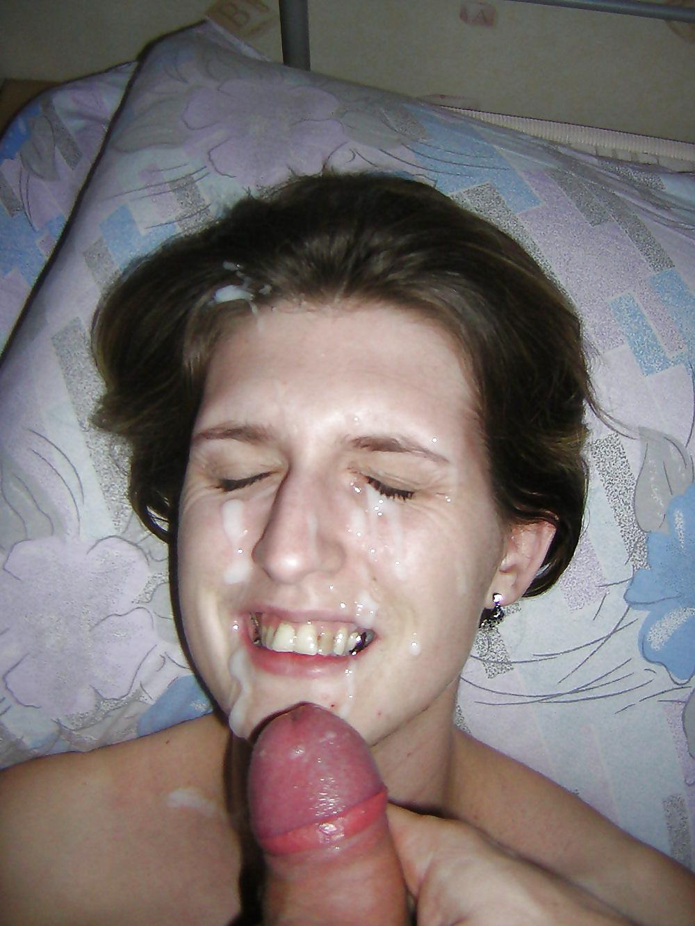 кончить на лицо спящей домашнее фото
