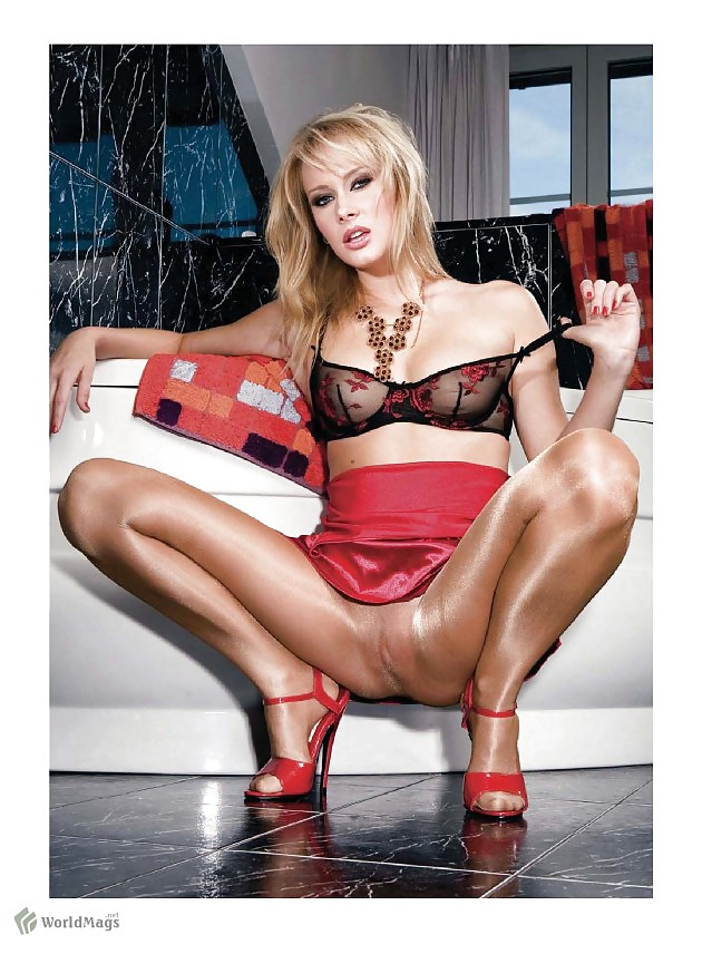 Leg show magazine images