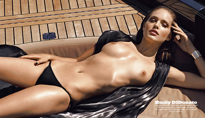 emily didonato nude pictures