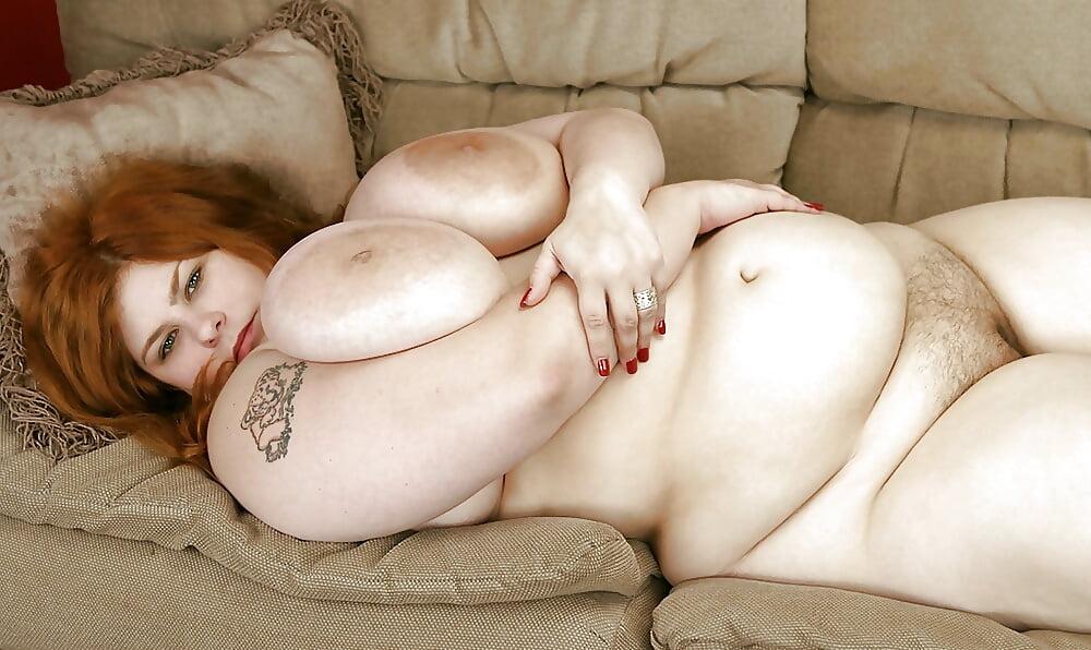 жирные тетки с огромной грудью и огромной жопищей - 4