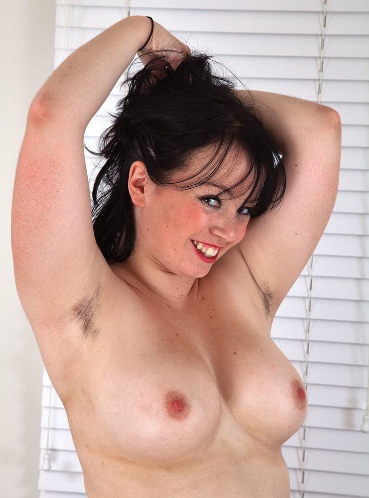 Big tits hairy pits