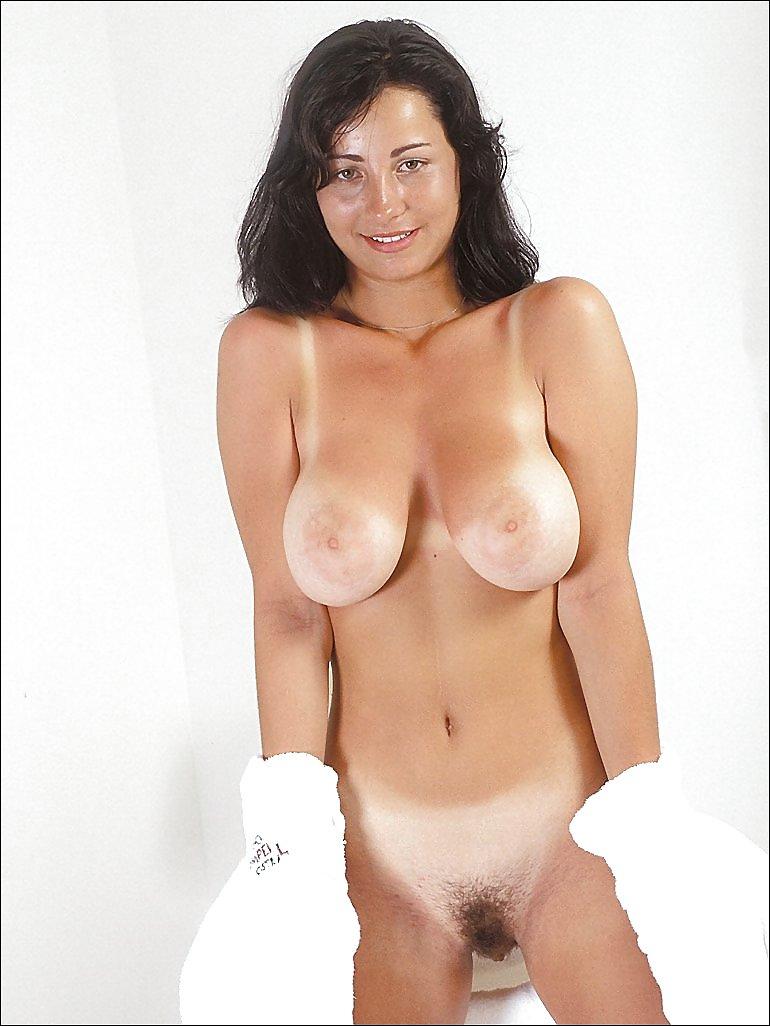 Hairy girl big boobs