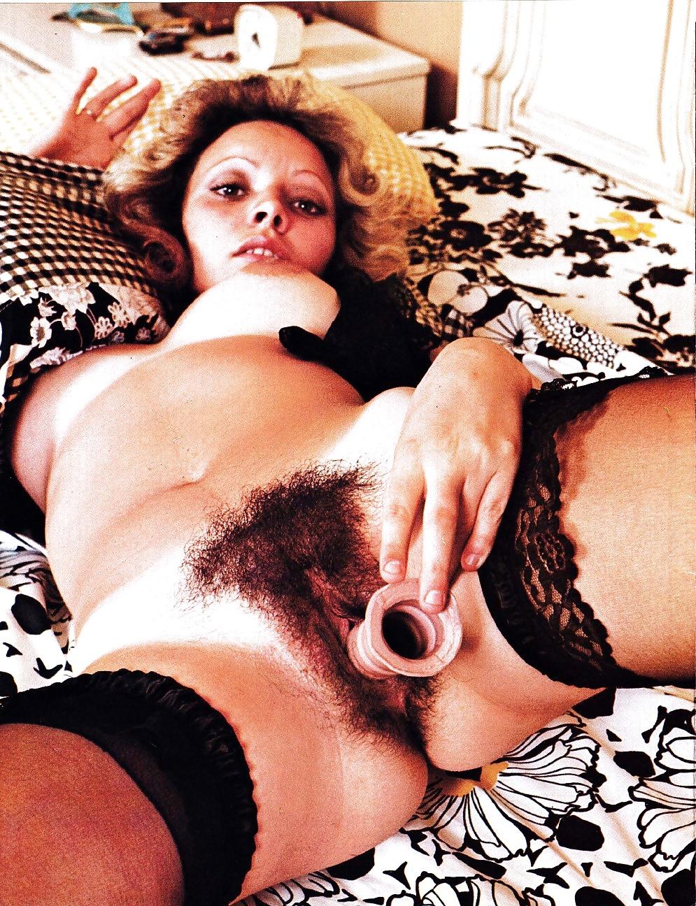 Vintage pussy eating