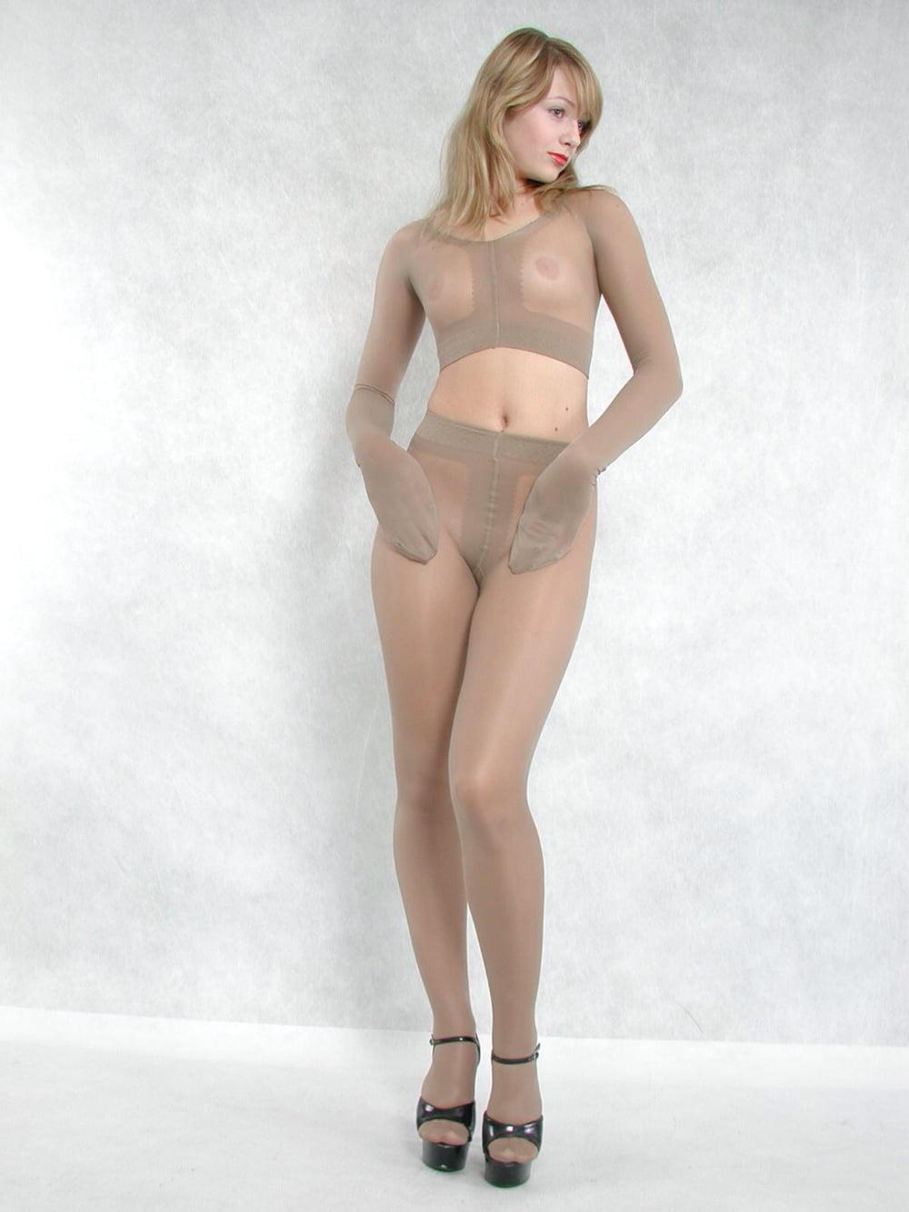 Pantyhose encasement porn-4751