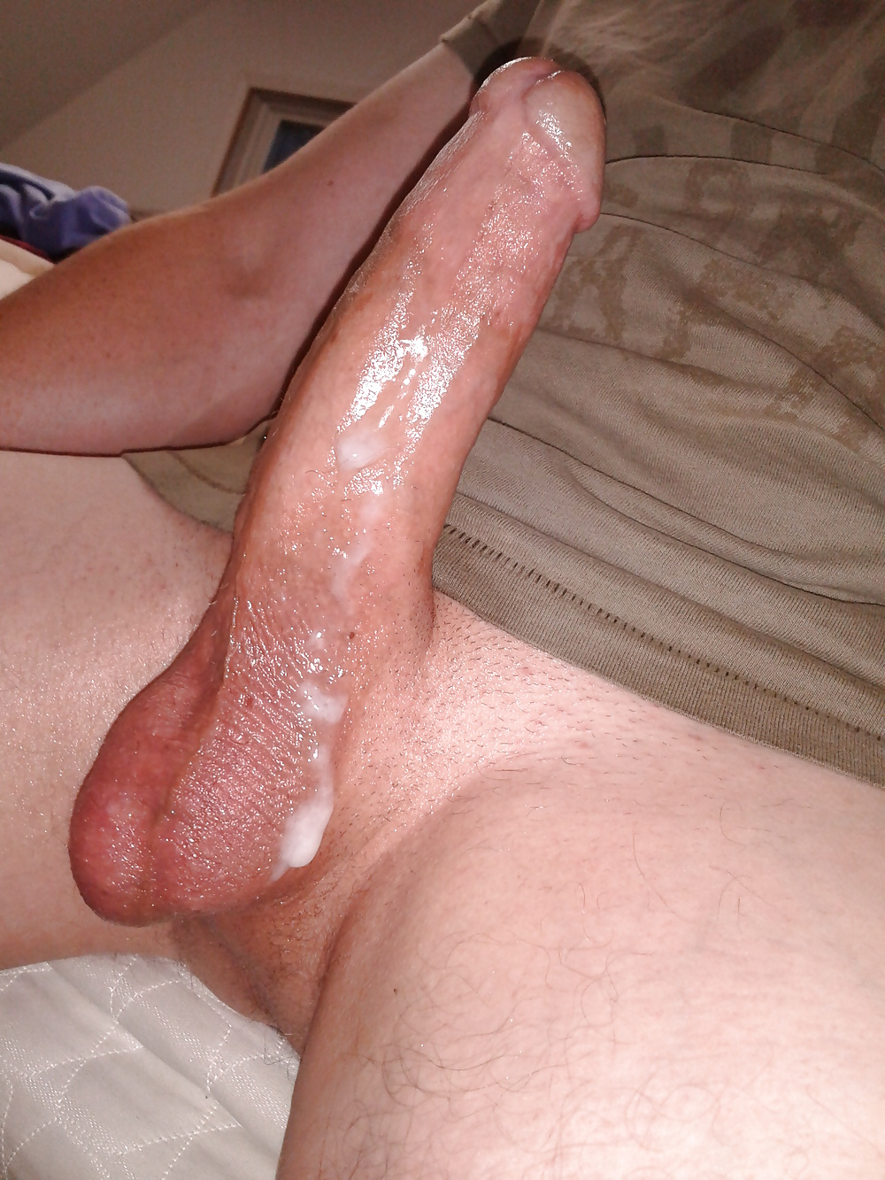 Huge cocks and cumshots