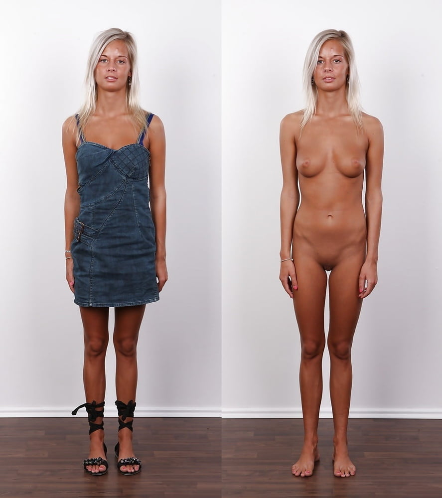 Special dressed and undressed ... 1